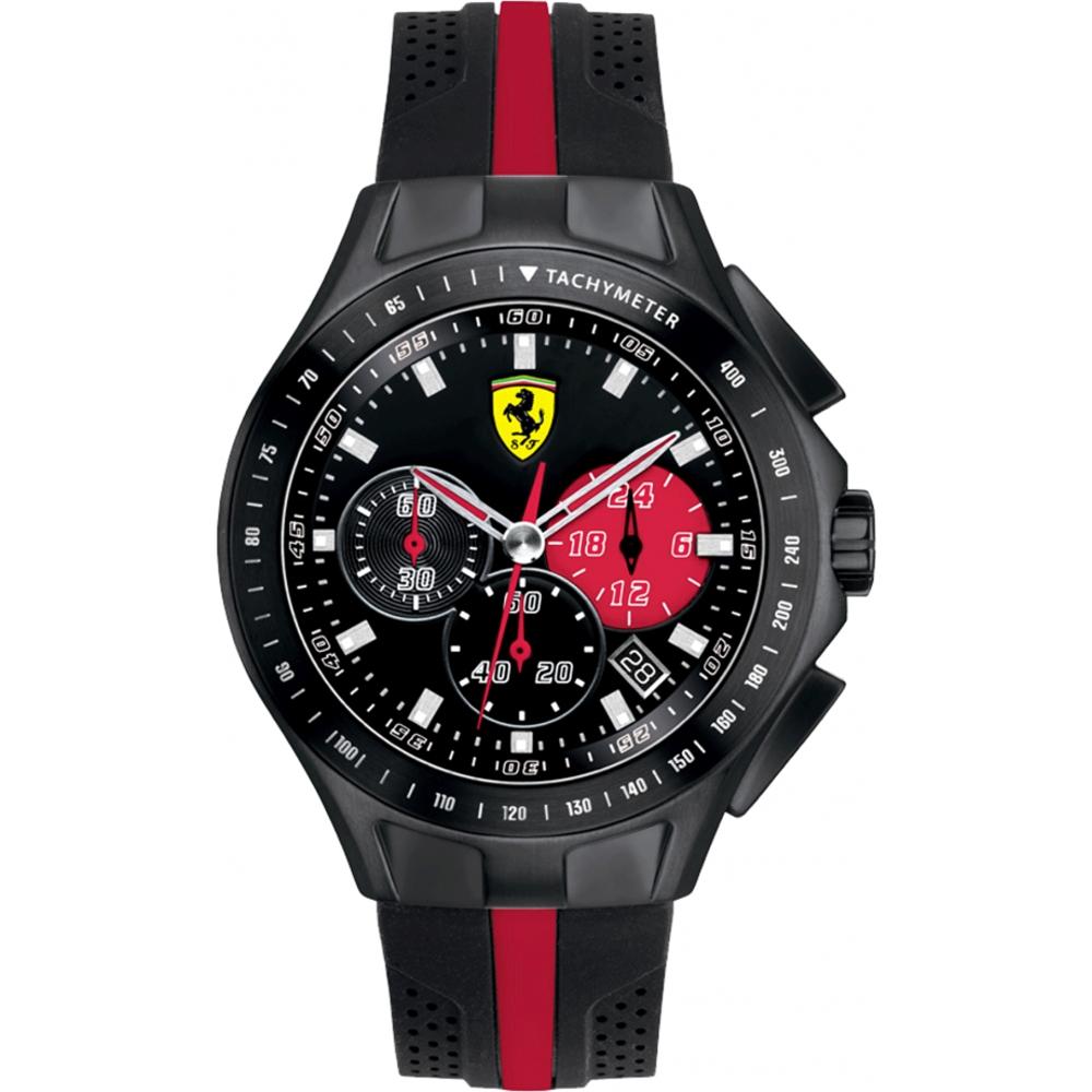 FERRARI 急速奔馳運動計時腕錶/FA0830023