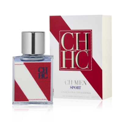 Carolina Herrera CH Men Sport 男性淡香水 7ml