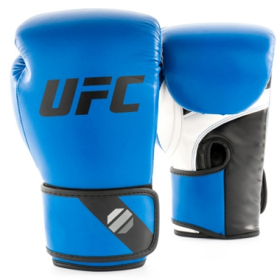 UFC-PRO健身訓練拳擊手套-藍