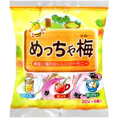 Yamato honey 蜂蜜梅子球 (120g)
