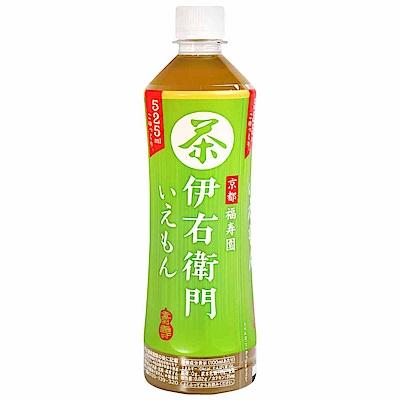 SUNTORY 伊右衛門綠茶飲料(525ml)