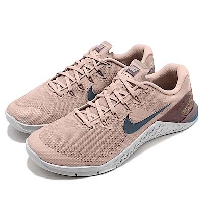 Nike 訓練鞋 Metcon 4 低筒 運動 女鞋