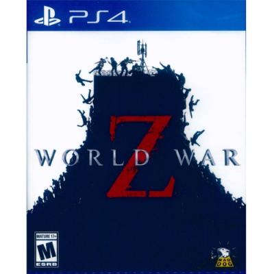 末日之戰 Z World War Z - PS4 中英文美版