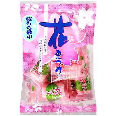外松 花祭櫻花風味最中餅(165g)