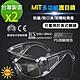 黑魔法 MIT全面性多功能抗UV飛沫防護鏡 護目鏡 台灣製造x2 product thumbnail 1