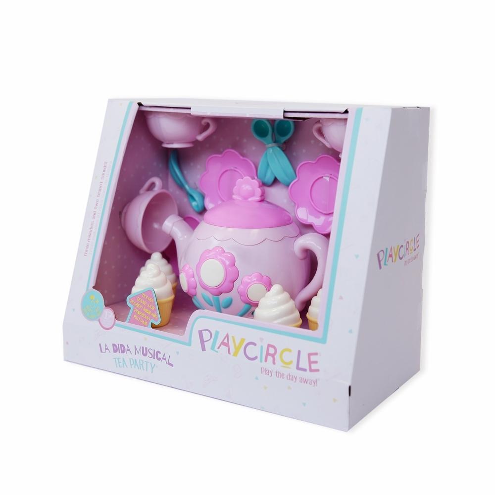【 Play Circle】愛莉絲的音樂茶壺