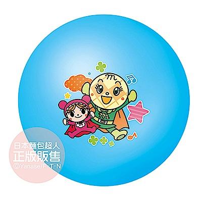 麵包超人-麵包超人 8號彩色小皮球(水藍)
