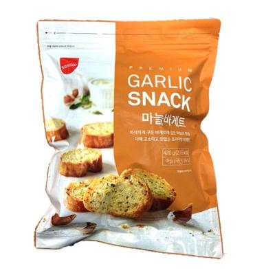 samlip韓國蒜香麵包餅乾(420g)