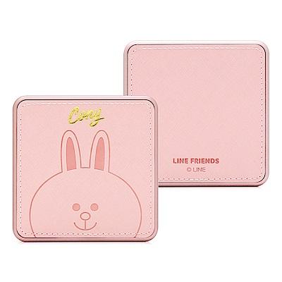 GARMMA LINE FRIENDS 燙金皮革行動電源 兔兔 10000series