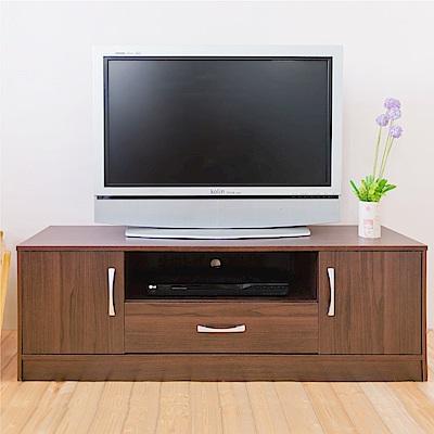 《HOPMA》DIY巧收現代雙門電視櫃