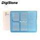 DigiStone 記憶卡收納盒冰凍藍+靓白色 X2個 (含Micro SD裸卡盤X4) product thumbnail 1