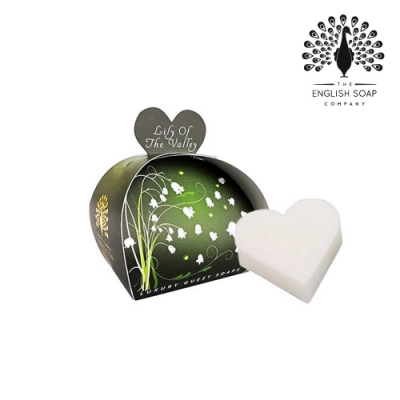 The English Soap Company 乳木果油植萃香氛皂-山百合 Lily of the Valley 60g