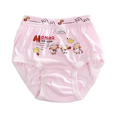 魔法Baby 印花三角內褲(四件一組) k50417