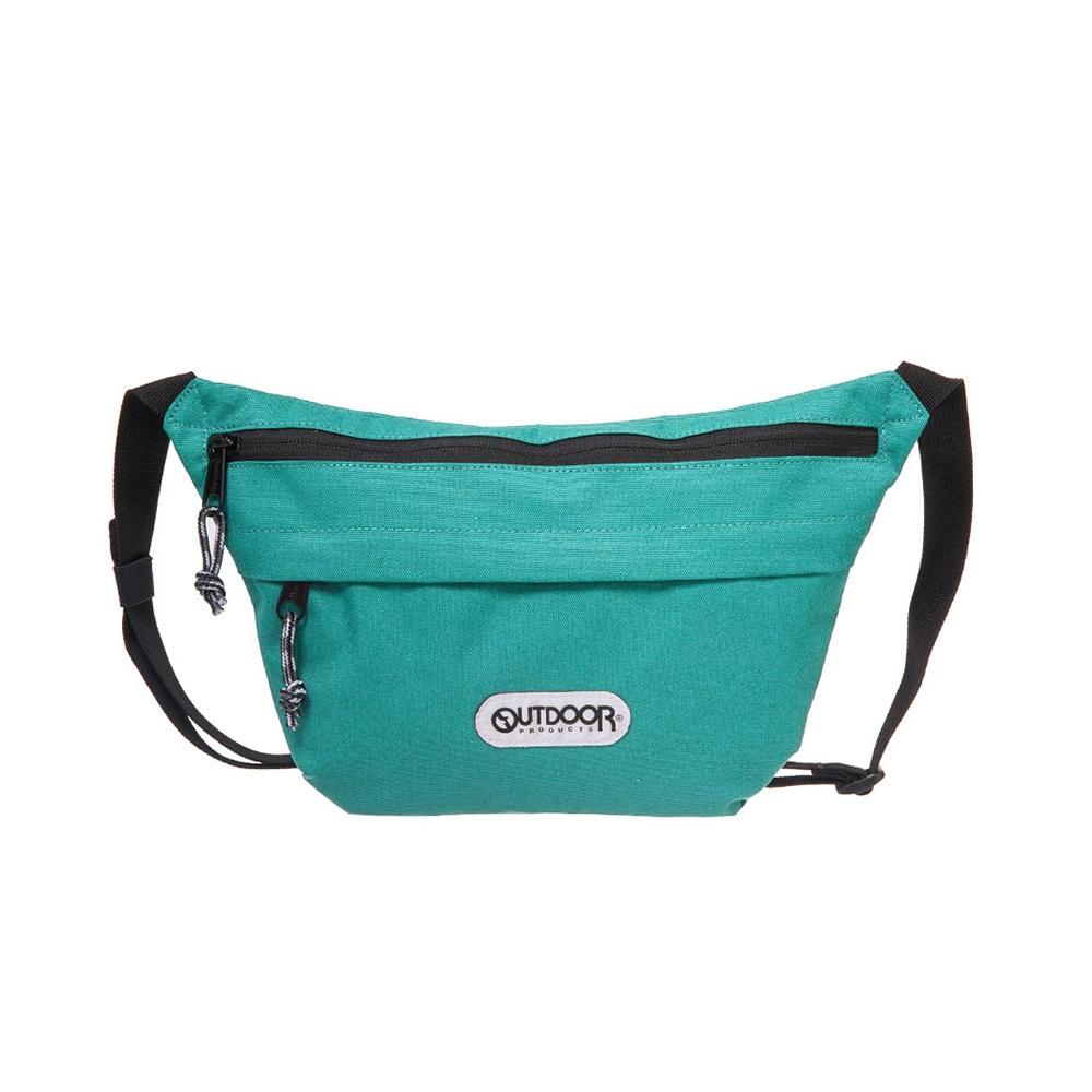 【OUTDOOR】二用側背包-翠綠色 OD191106ED