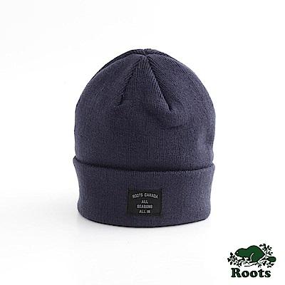 哈利法克斯針織帽- 藍