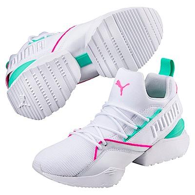 PUMA-MuseMaiaStreet1女休閒鞋-白色