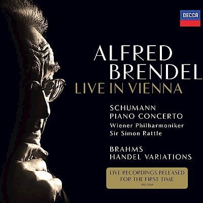 布蘭德爾 / 維也納現場錄音(1CD)