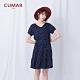 【CUMAR】點點經典款式修身-洋裝(二色/版型適中/魅力商品) product thumbnail 1