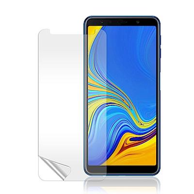 Monia Samsung Galaxy A7 (2018) 高透光亮面耐磨保護貼