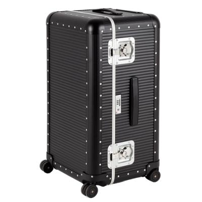 FPM MILANO BANK Caviar Black系列 31吋運動行李箱 松露黑 (平輸品)