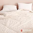 田中保暖 3kg抗菌 澳洲純小羊毛被 雙人6x7尺 100%純羊毛 附羊毛聲明卡 國際羊毛局認證