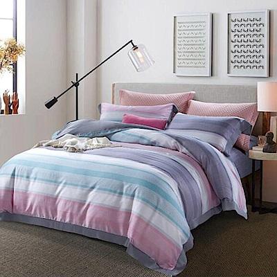 Lily Royal 60支頂級天絲 四件式兩用被床包組 雙人 若伊綠