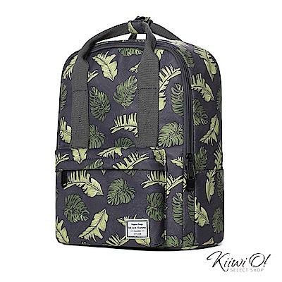 Kiiwi O! 機能實用系列方型後背包 ROCCO (L) 熱帶雨林