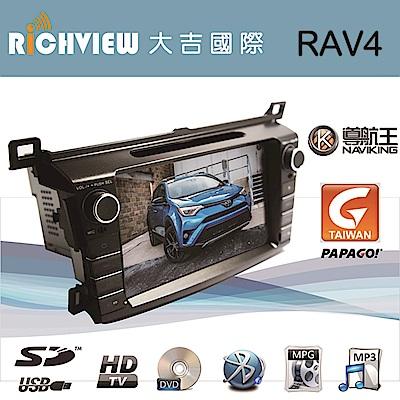 rav4 AUTONET汽車音響導航影音藍芽多功能