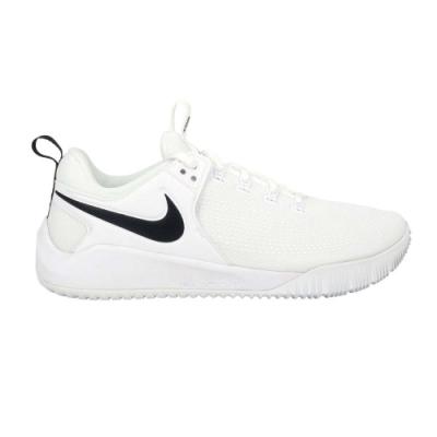 NIKE AIR ZOOM HYPERACE 2 男排球鞋-訓練 運動 AR5281101 白黑