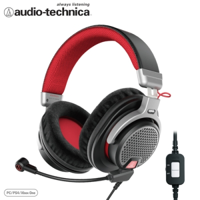 鐵三角 ATH-PDG1a 電競用耳機麥克風組