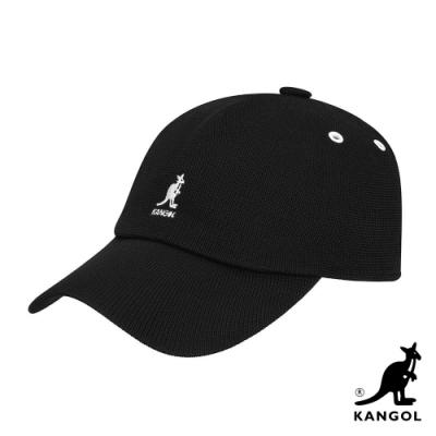 KANGOL -TROPIC ADJ 棒球帽-黑色