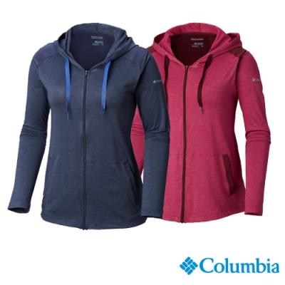 Columbia 哥倫比亞 女款-UPF50 快排外套 2色 UAL25360