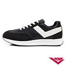 【PONY】Montreal 輕量時尚運動鞋 慢跑鞋 休閒鞋-女鞋 黑