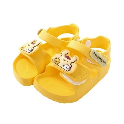 魔法Baby 女童鞋 台灣製Hello kitty授權正版輕量舒適涼鞋 sk1164