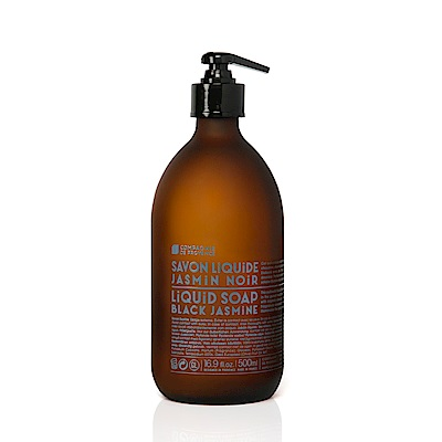 C.D.P 愛在普羅旺斯 頂級黑茉莉馬賽液態皂500ml
