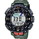 CASIO 卡西歐PRO TREK 戶外運動太陽能電子錶-墨綠 PRG-240-3 product thumbnail 1