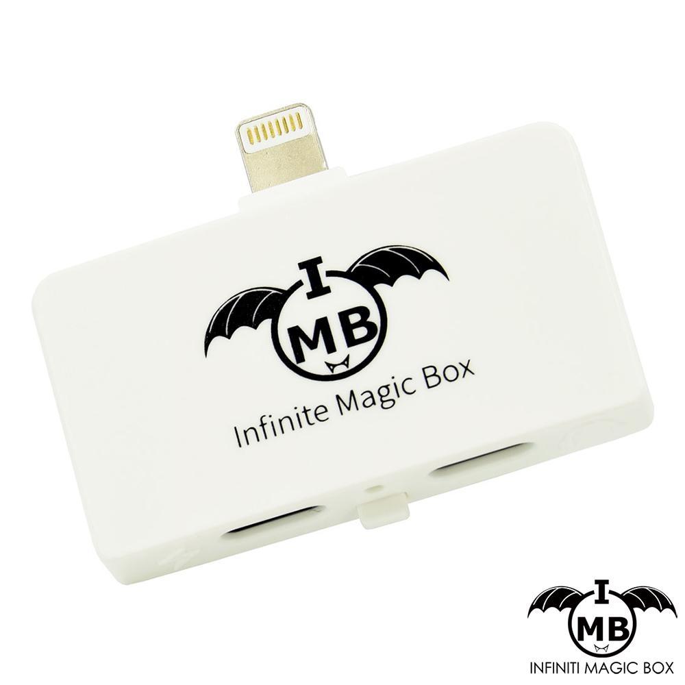 IMB IFM-02 iPhone專用FM發射器 (Lightning接頭)