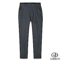GIBBON 吸濕排汗四面彈機能長褲-二色