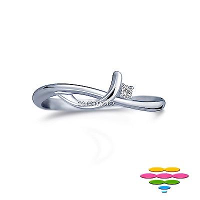 彩糖鑽工坊 鑽石 戒指/鑽戒 愛連結系列