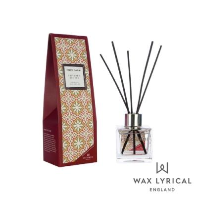英國 Wax Lyrical 大地系列擴香瓶-玫瑰紅茶 Emperors Red Tea 100ml