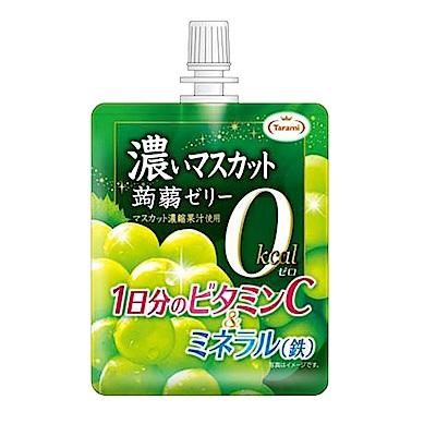 TARAMI達樂美 濃味吸吸果凍白葡萄(150g)