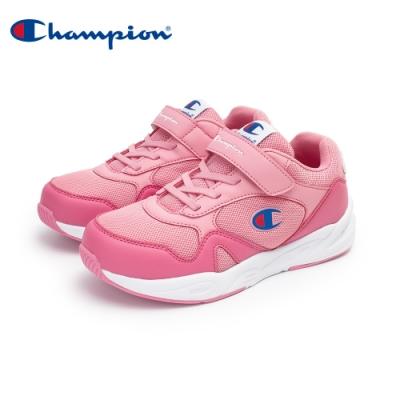 【Champion】MOUNTAIN RANGE 運動鞋 大童鞋-桃紅(KFUS-0382-55)