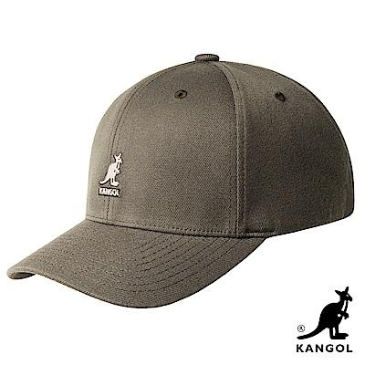KANGOL棒球帽-咖啡色