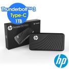 HP P800 1TB SSD外接式固態硬碟(三年保)