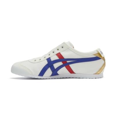 Onitsuka Tiger鬼塚虎-MEXICO 66 SLIP-ON休閒鞋(經典款)-1183B475-100