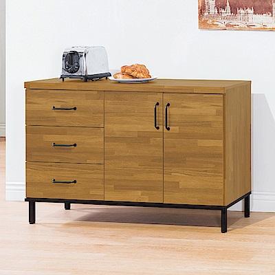 AS-麥麗4尺餐櫃-121x40x79cm