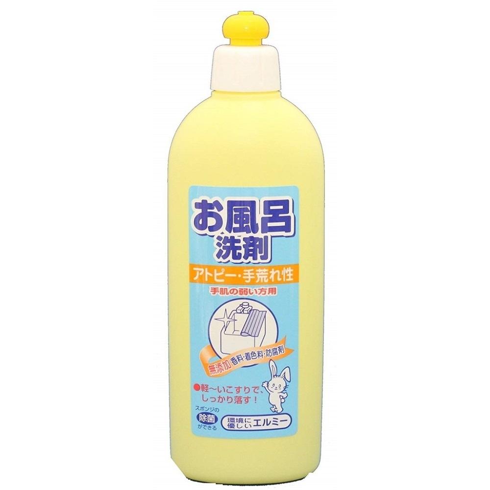 日本品牌【愛兒美Elmie】溫和浴室清潔劑