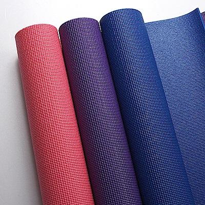 防滑浮紋運動瑜伽墊/伸展墊(付收納束袋-OB大尺碼