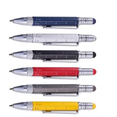 德國TROIKA隨身版多功能工程筆工具筆(短版)PIP25系列