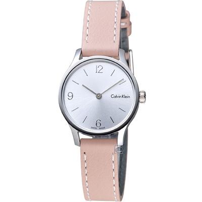 Calvin Klein Endless  摩登時尚細緻錶(K7V231Z6)粉/26mm